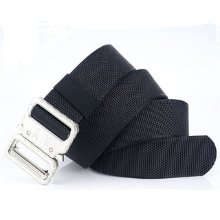 New Cobra Tactical Belt Nylon Canvas Outdoor Belt Casual Buckle Belt Manufacturers Wholesale