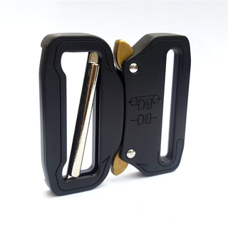 Wholesale Custom Zinc Alloy Mens Military Cobra Belt Buckle for Tactical belt