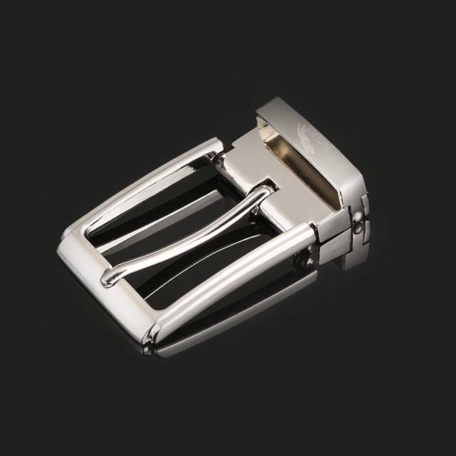 Custom Design Fashion Clip Pin Buckle Women's Belt Buckle Accessories Laser Logo