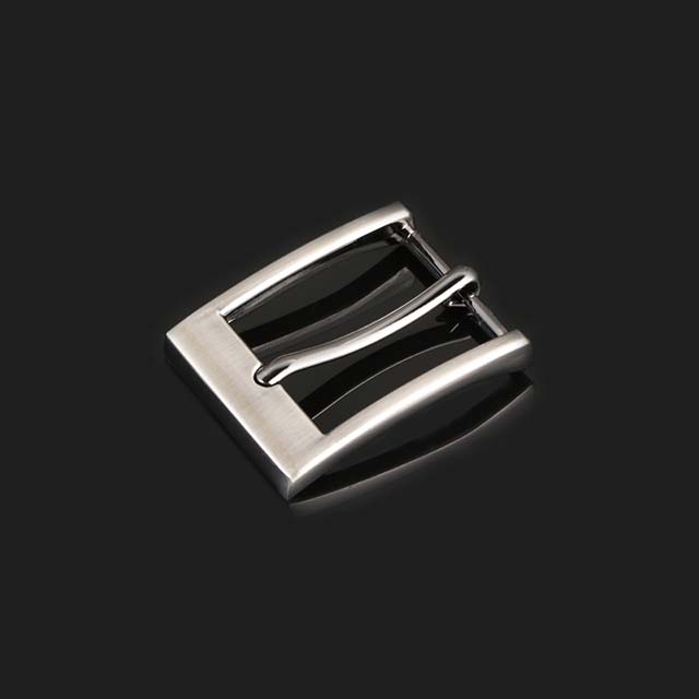 Silver Plating Fashion Pin Buckle for Women Wholesale Men's Belt Buckle Manufacturers