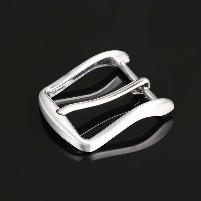 Wholesale Men's Fashion Ladies Pin Buckle Custom Design Types of Belt Buckle Accessories Adjustable 35mm