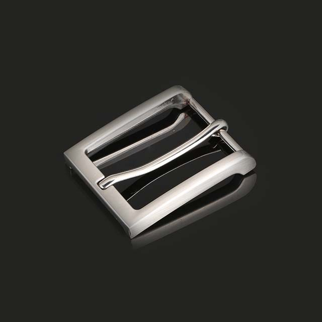 Belt Buckle Set Fashion Metal Buckle for Men Custom Design Types of Buckle Manufacturers 40mm